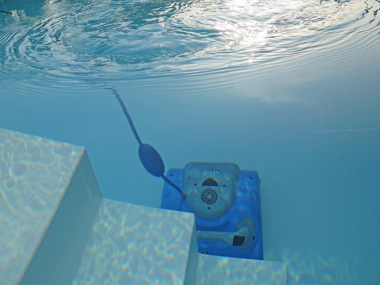 čištění bazénu3