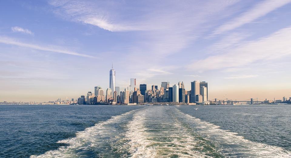New York od vody