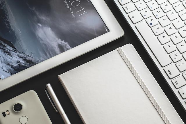 mobilní tablet