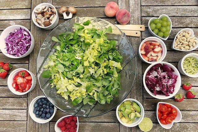 Zdravé suroviny